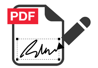 Finished the paper! Switch to a secure digital signature for your documents and contracts with Expert PDF!