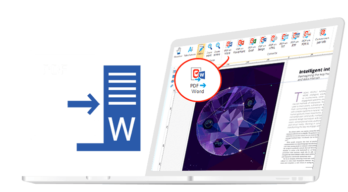 CONVERSION OF PDF TO WORD THANKS TO EXPERT PDF.