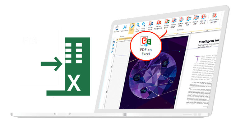 Convert your PDFs to Excel files on Mac!