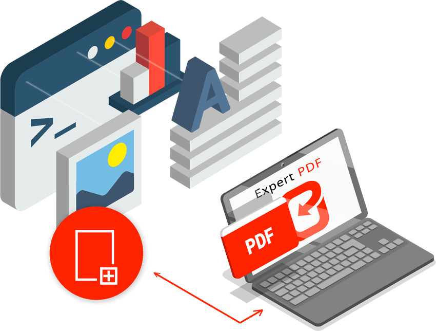 CREATE A PDF FROM WORD, EXCEL, IMAGES, AND OVER 200 OTHER FORMATS