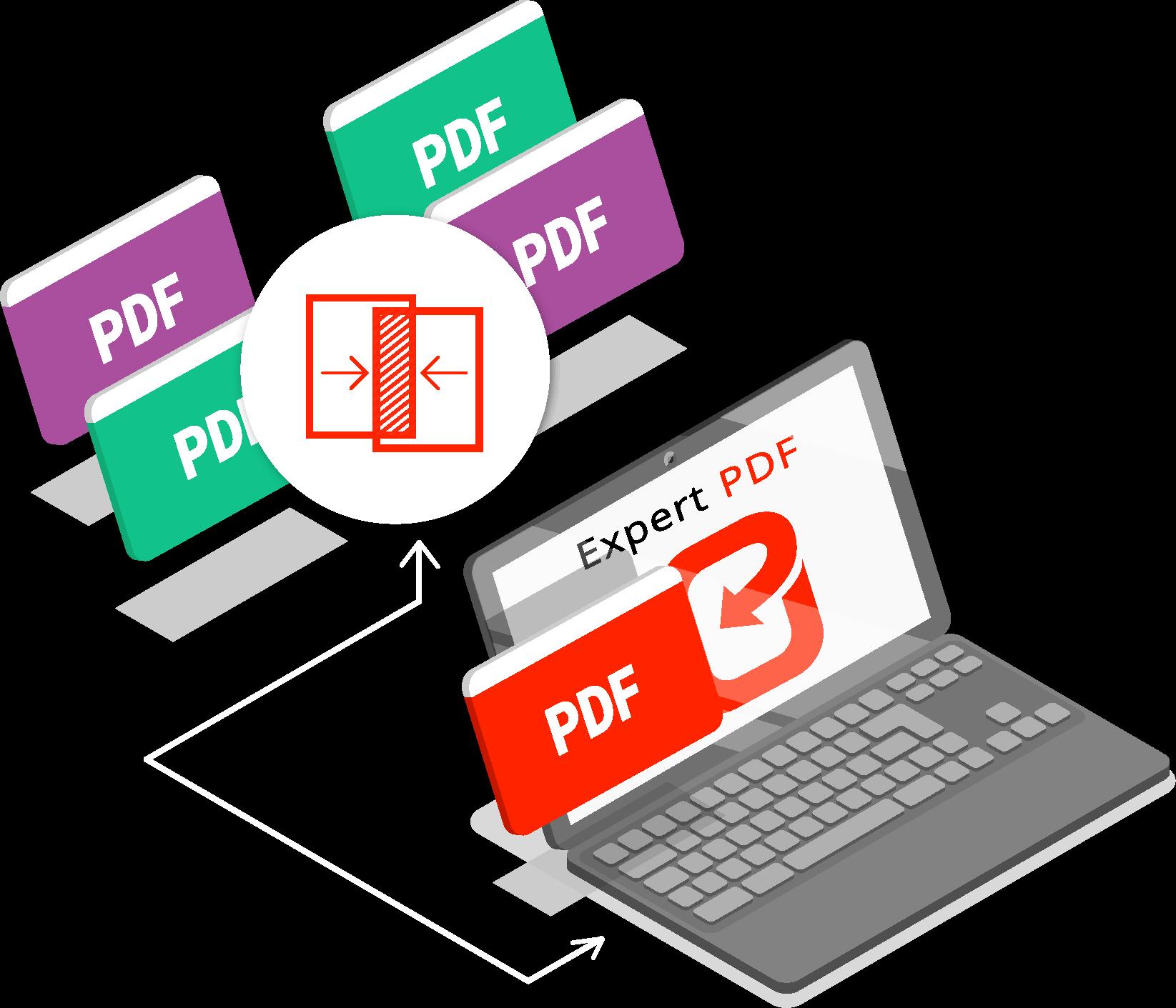 HOE PDF BESTANDEN SAMENVOEGEN?