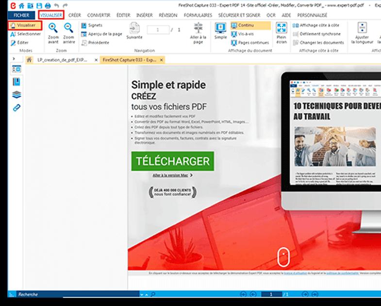 Anteprima dei file PDF prima della conversione ...